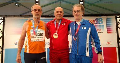 [dotb.eus] El durangués José Luis Romero se proclama campeón de Europa en 400 metros