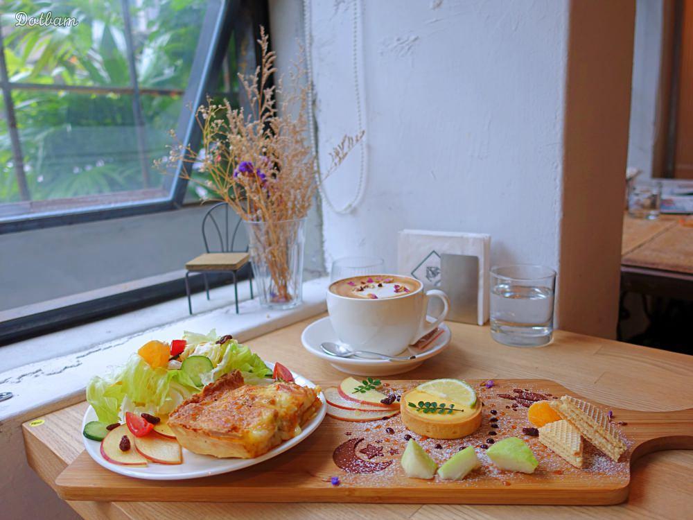 信義安和站美食|舒服生活Truffles Living彷彿踏入古歐洲老傢俱行的風格咖啡廳