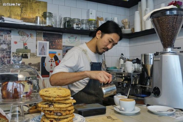法國巴黎咖啡廳推薦 Boot Cafe修鞋店改建的有趣空間,日本駐店咖啡師