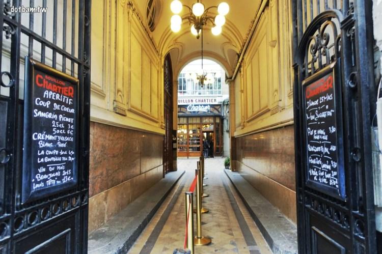 法國必吃平價排隊餐廳 Le Bouillon Chartier巴黎傳統美食推薦,附必點菜單對照翻譯