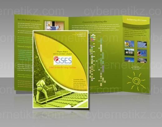 25 Stunning Brochure Designs For Inspiration DotCave