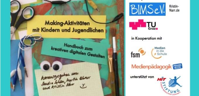 Buch Making Aktivitäten mit Kindern und Jugendlichen