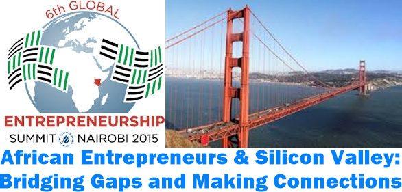 DotConnectAfrica speaks at #GES-Global Entrepreneurship Summit #AfricanEntrepreneurs #SiliconValley