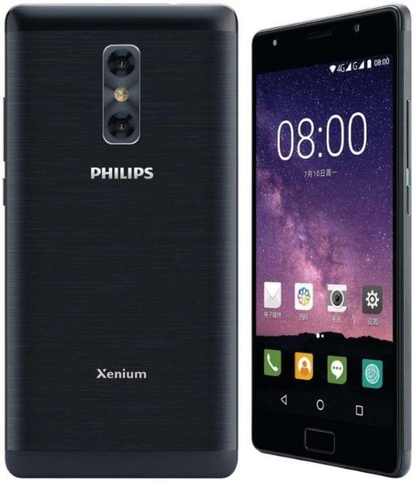 Philips Xenium X598 po tři čtvrtě roce jde konečně do prodeje | Dotekomanie.cz