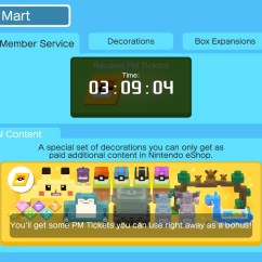 Kangaskhan Swing Chair Pokemon Quest Plush Leather Decorations Guide What They Do And How To Get Them You Ll Also Earn Pm Tickets By Completing Quests Challenges Though Each Can Only Be Completed Once