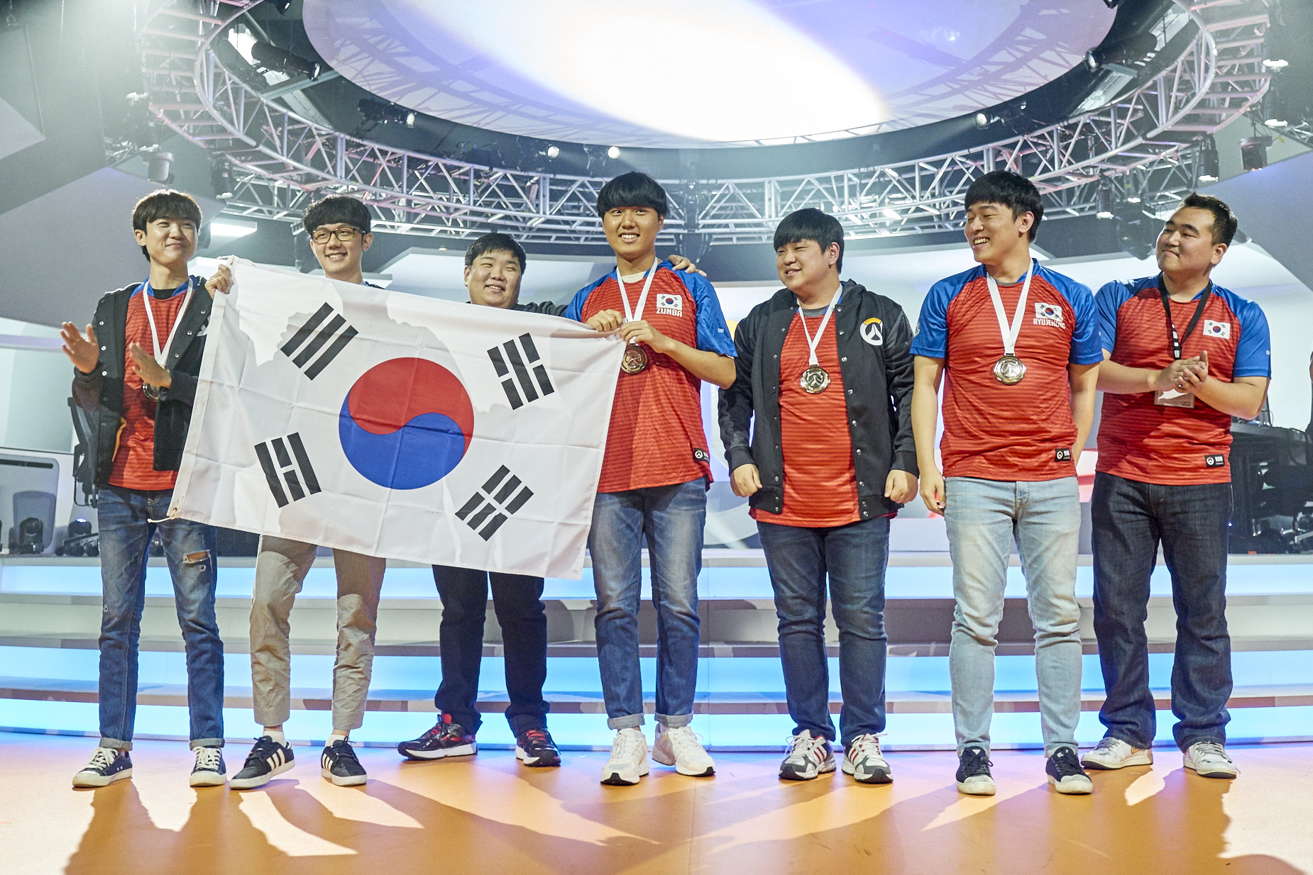South Koreas Overwatch World Cup Team Has Been Decided And It Looks Terrifying Dot Esports