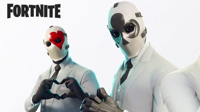 Rockstar And Shakespearean Themed Skins Were Uncovered After The Fortnite 54 Update Dot Esports