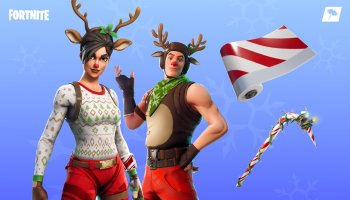 The Rewards For The 14 Days Of Fortnite Event Have Apparently Been