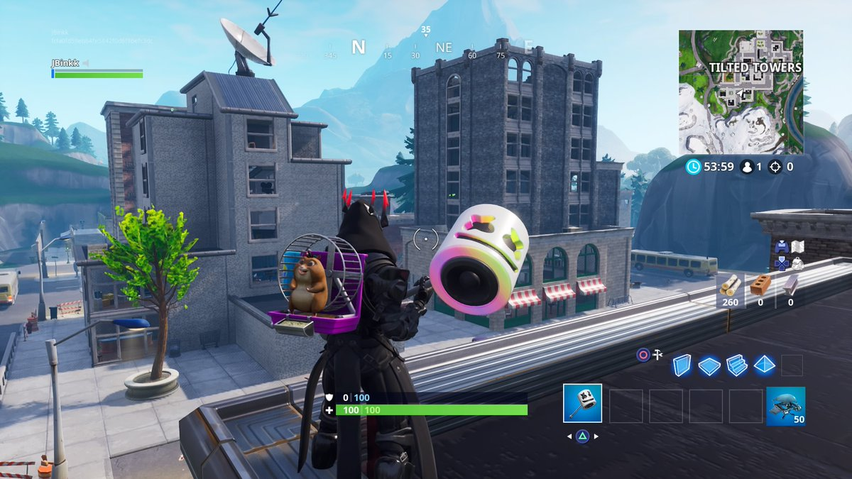 Map Changes Could Be Coming To Tilted Towers And Polar