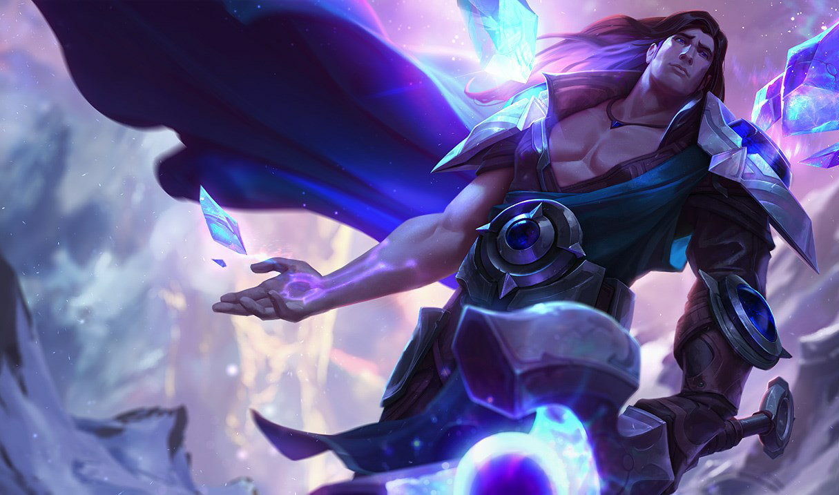 Image result for taric tft