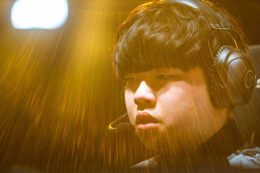 """Kim """"Clid"""" Tae-min"""