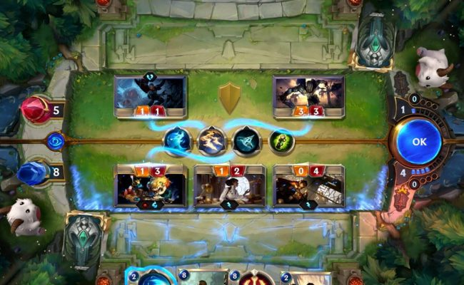 Everything We Know About Legends Of Runeterra Dot Esports