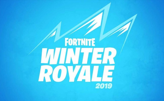 Fortnite Winter Royale 2019 Top Players Scores And Final Standings Dot Esports