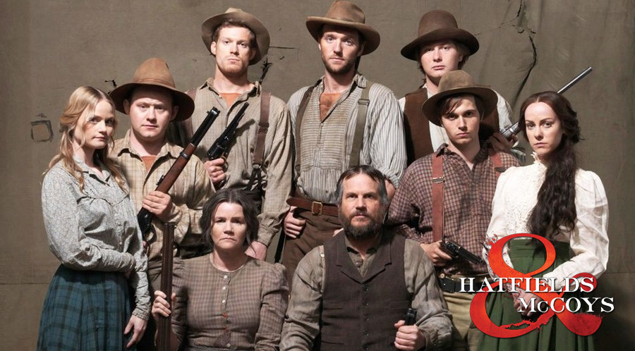 The Hatfields And McCoys Dot Hatfield