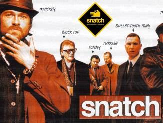 Logo du film snatch