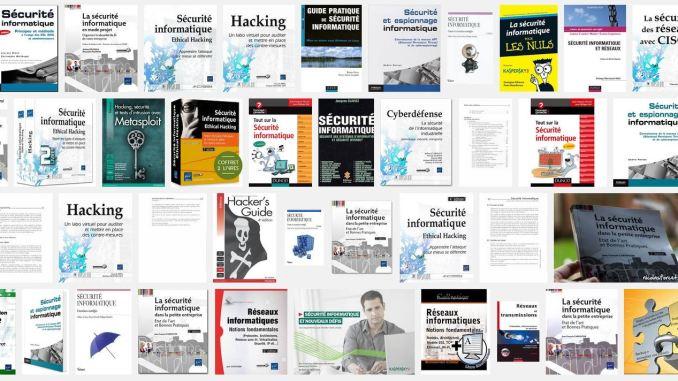 livres sécurité informatique