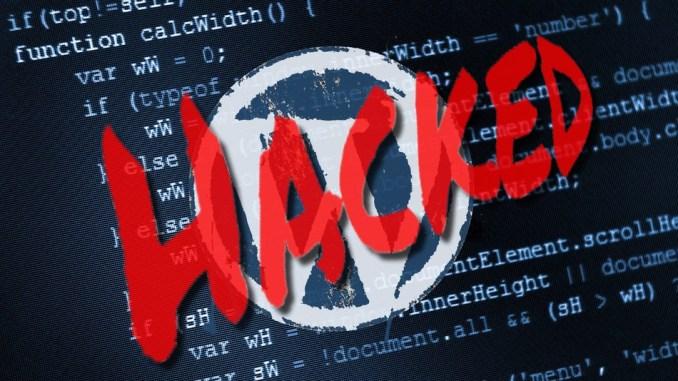 hacker un blog wordpress