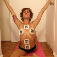 Lady Gaga's Yoga Teacher
