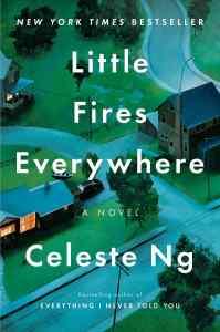 6-14 Beach Reads - Little Fires Everywhere
