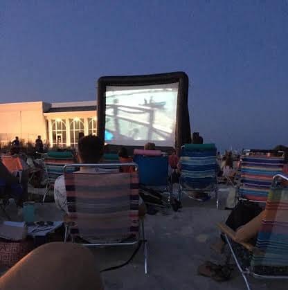 CM Movies on the Beach