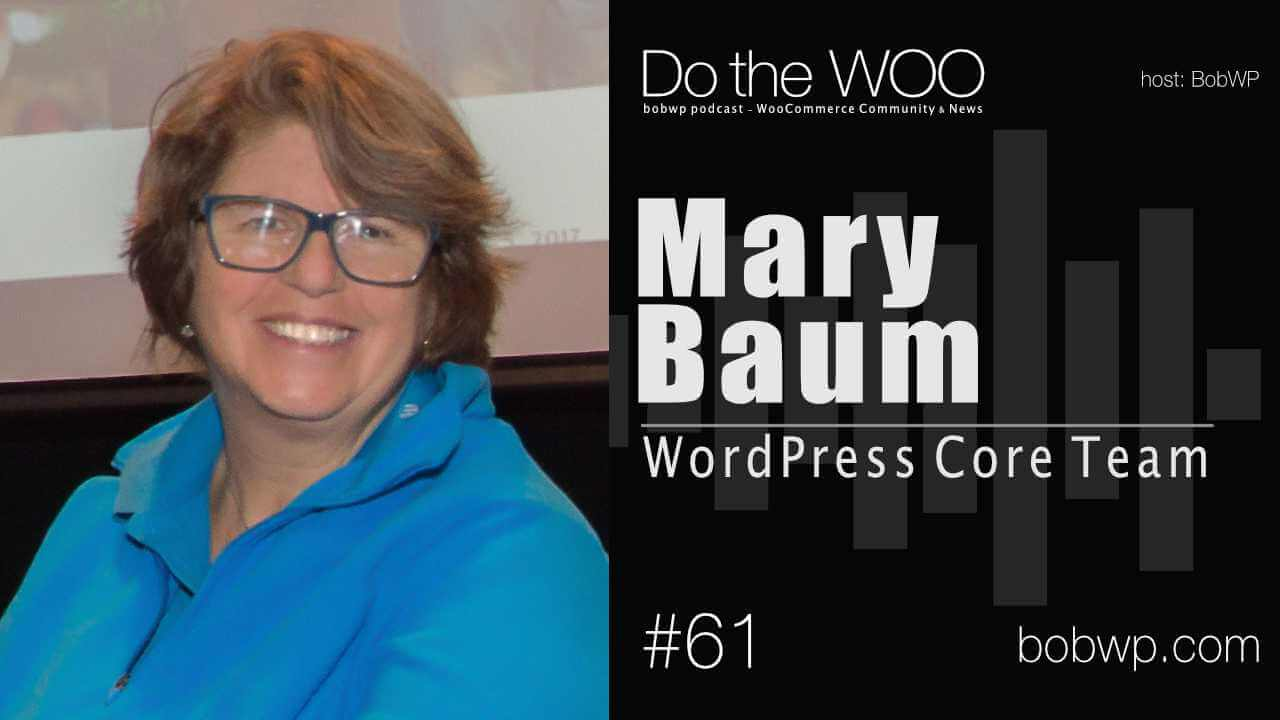 Do the Woo Podcast with Mary Baum Episode 61