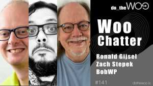 Do the Woo Podcast Woo Chatter Episode 141