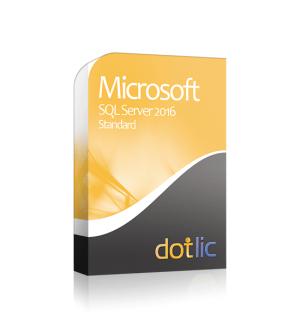 SQL 2016 Standard