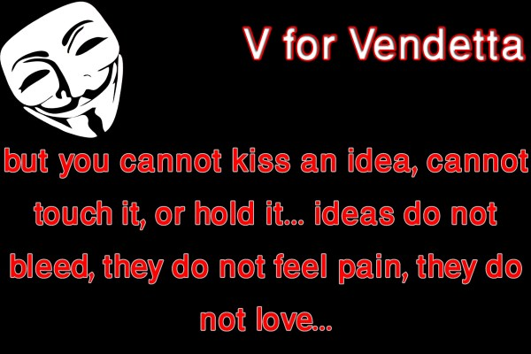 V quotes