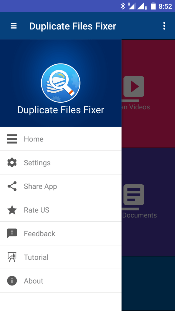 Duplicate File Fixer