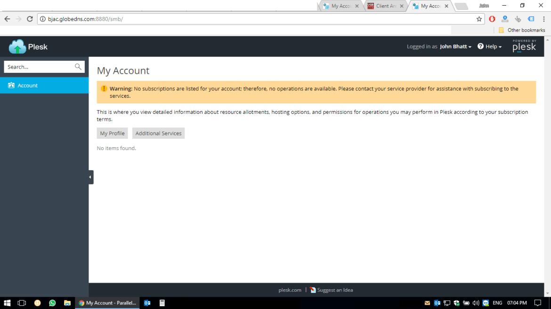 SCAM - UnlimitedGB Web Hosting 3