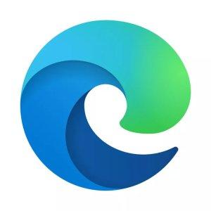 New Logo of Microsoft Edge