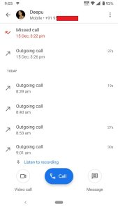 Google Phone app Call Recording feature available, complete guide 7
