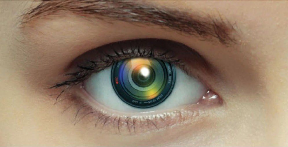 Rivalling the Human Eye with 600 MP camera