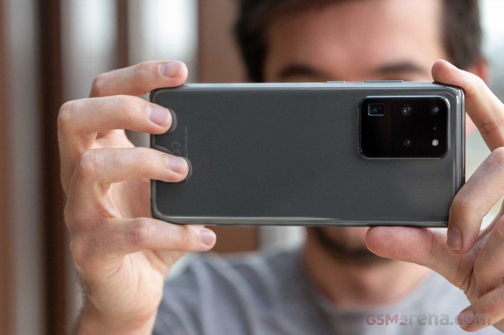 Samsung is Upcoming with 600 MP camera which can capture more than a Human Eye.