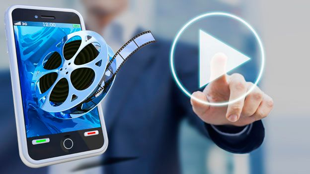 videos in web designss