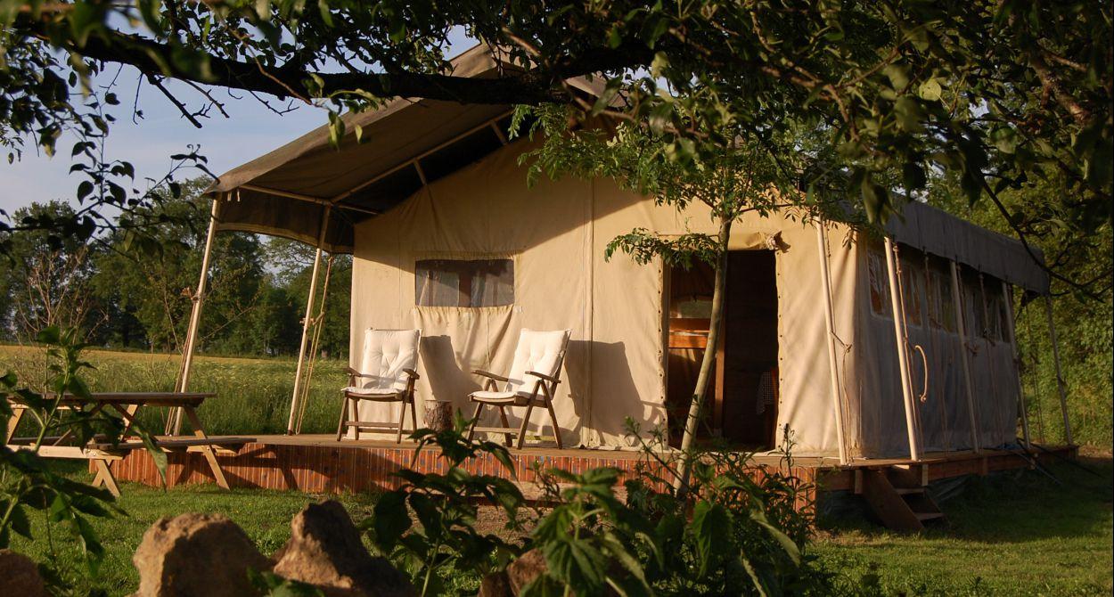 Glamping  kamperen met de luxe van een hotel  Bijzonder