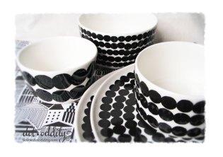 Oiva : Siirtolapuutarha tableware - by Sami Ruotsalainen & Maija Louekari.