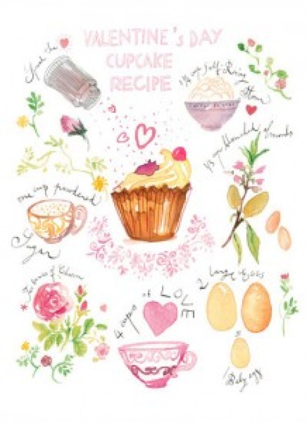 Cupcake by Lucile prache
