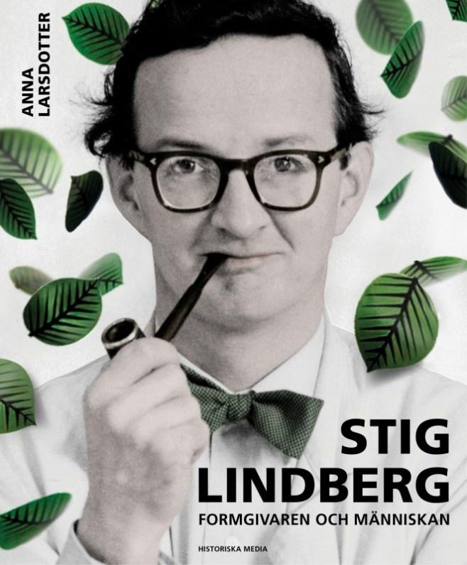Stig Lindberg, book by Anna Larsdotter