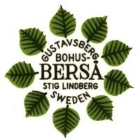 Berså stamp from Gustavsberg Factory