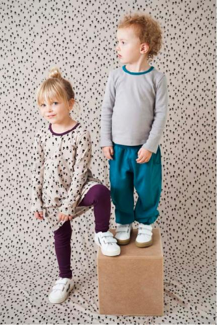 Pitupi organic wear for kids ©PITUPI