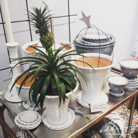 Pots by Tina Hellman from Sturehofs Krukmakeri