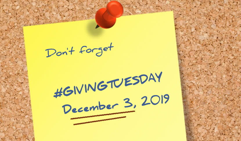 giving tuesday 2019 preparations