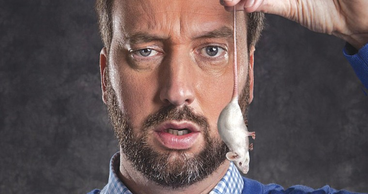 Tom Green by the cover…