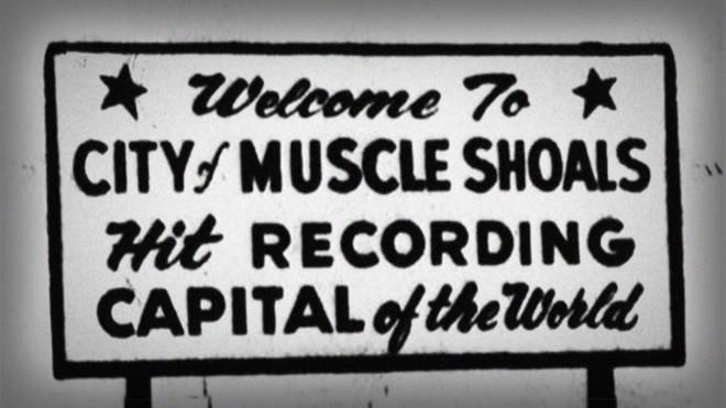 Muscle Shoals…