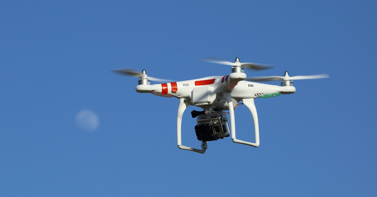 The Dot Drone…