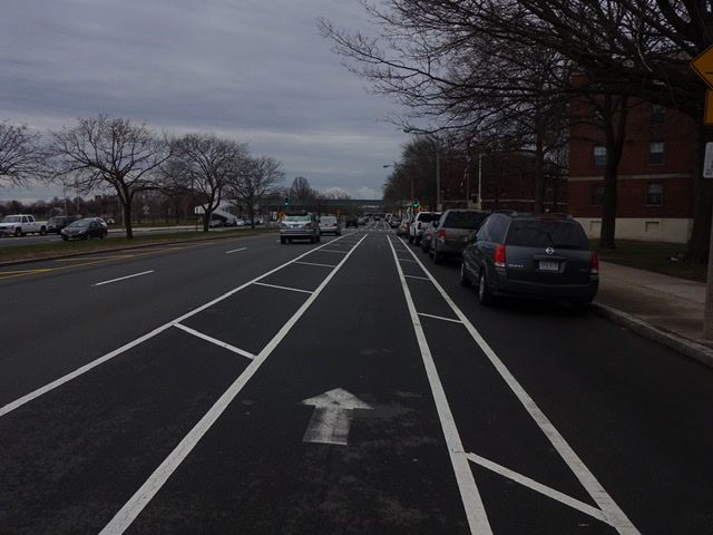Really? Bike Lanes?