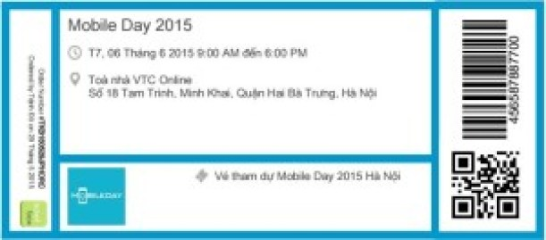 TICKET mobile day 2015