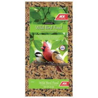 Ace Wild Bird Food, 40lb | $19.99