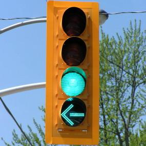 left-turn-section